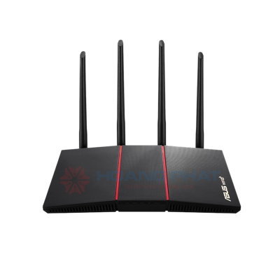 Router Wifi Asus RT-AX55 - AX1800 (WiFi 6)