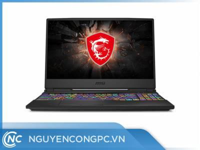 Laptop MSI GL65 Leopard 10SDK-242VN (i7-10750H/RAM-16GB/SSD-512GB/GTX-1660Ti/15.6inch/FHD/Win10)