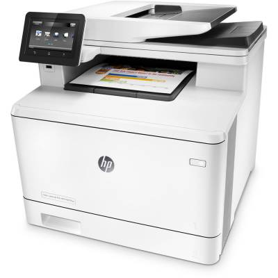 Máy in HP Color LaserJet Pro MFP M477FNW CF377A (In, scan, copy, fax, email)